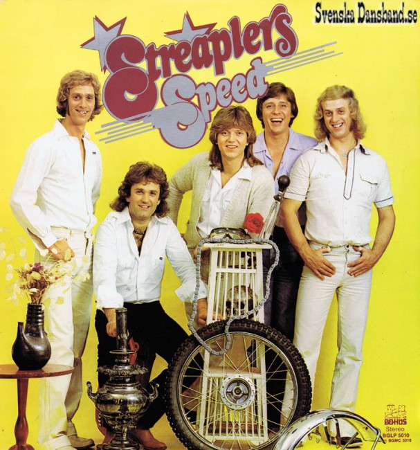 "STREAPLERS LP (1978) ""Speed"" A"