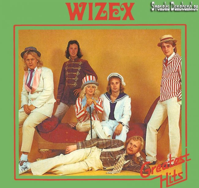 "WIZEX LP (1980) ""Greatest Hits"" A"