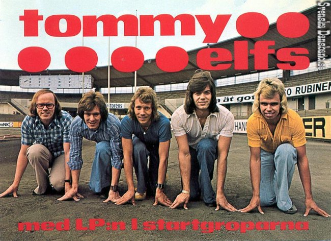 TOMMY ELFS (1973)