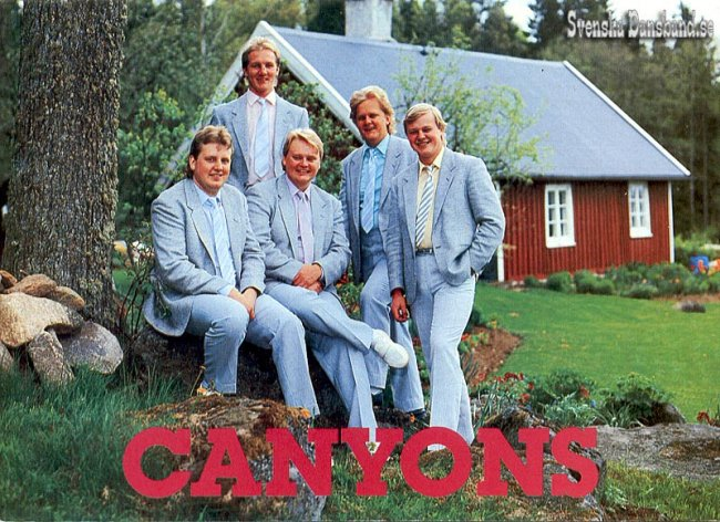 CANYONS (1986)