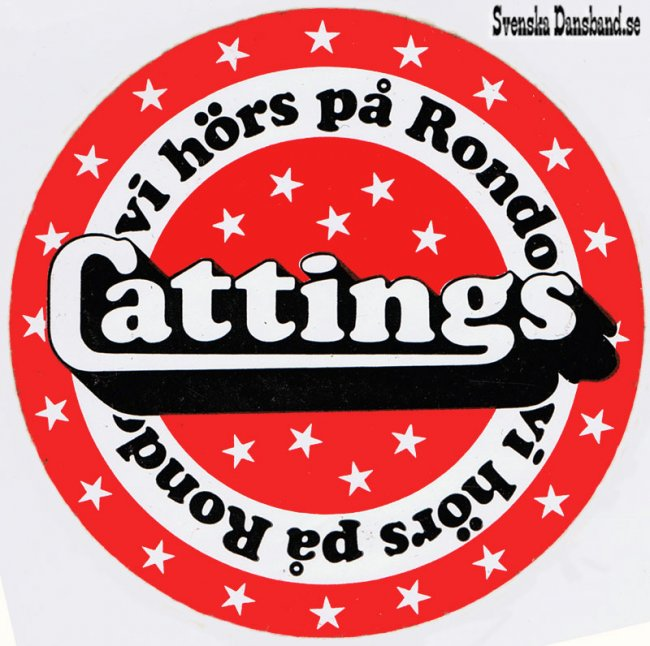 CATTINGS (decal)