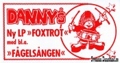 DANNY'S (decal)