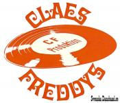 CLAES FREDDYS (decal)