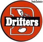 DRIFTERS (decal)
