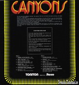 CANYONS (1976)